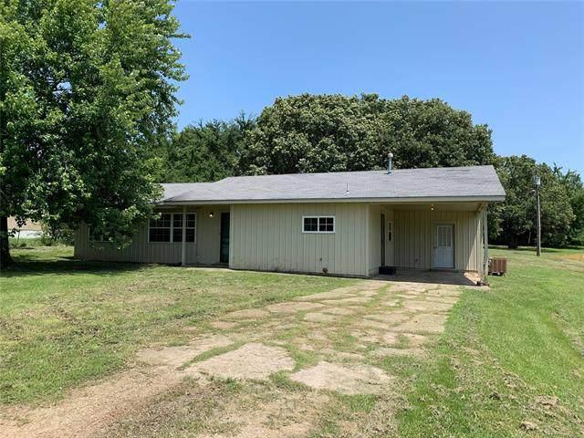 10645 W Hwy 9, Stigler, OK 74462 (MLS #2120088) :: Active Real Estate