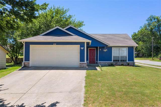 414 N Washington Avenue, Sand Springs, OK 74063 (MLS #2120112) :: 580 Realty