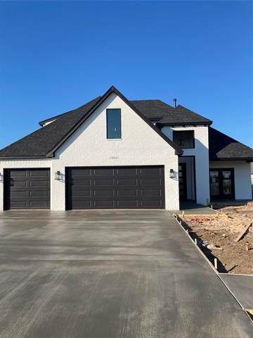 13001 S Birch Street, Jenks, OK 74037 (MLS #2120115) :: 580 Realty