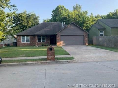 422 E Seminole Place, Tulsa, OK 74106 (MLS #2120165) :: 580 Realty