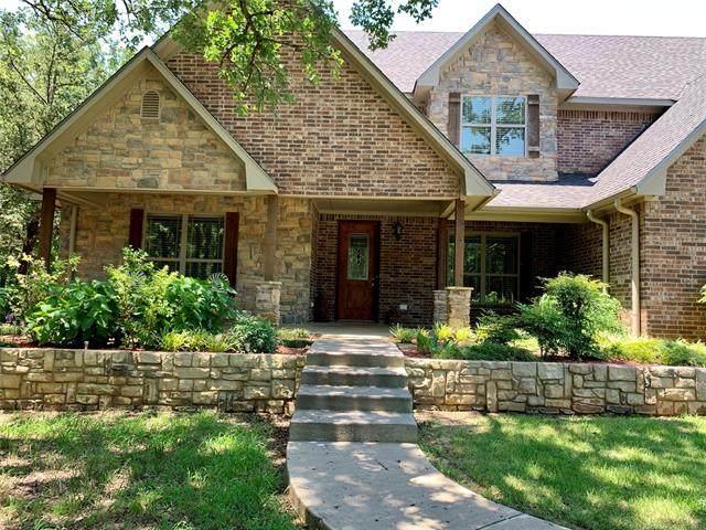 10805 Mystic Oak Drive, Kingston, OK 73439 (MLS #2120170) :: Owasso Homes and Lifestyle