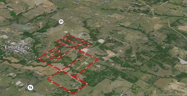 E County Road 1655 Road, Elmore City, OK 73433 (#2120175) :: Homes By Lainie Real Estate Group