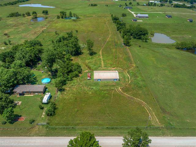 6789 Creager Road, Mounds, OK 74047 (MLS #2120176) :: 580 Realty