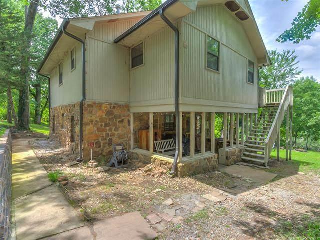 33719 Cyclone Lane, Wagoner, OK 74467 (MLS #2120191) :: Active Real Estate