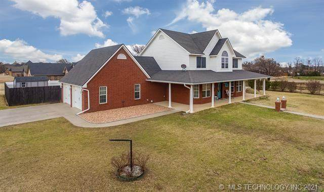 902 Springfield Court Court, Durant, OK 74701 (MLS #2120201) :: 580 Realty