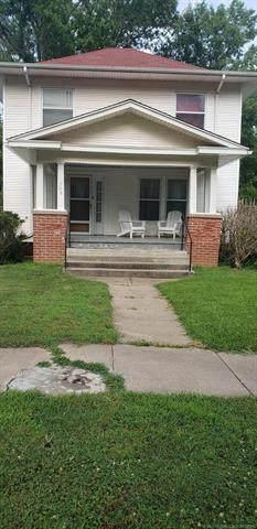 705 S Okmulgee Avenue, Okmulgee, OK 74447 (MLS #2120328) :: 580 Realty