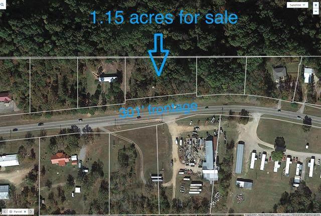 Hiway 62 Highway S, Tahlequah, OK 74464 (MLS #2120385) :: Active Real Estate