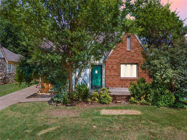 1535 S Delaware Place, Tulsa, OK 74104 (MLS #2120433) :: Owasso Homes and Lifestyle