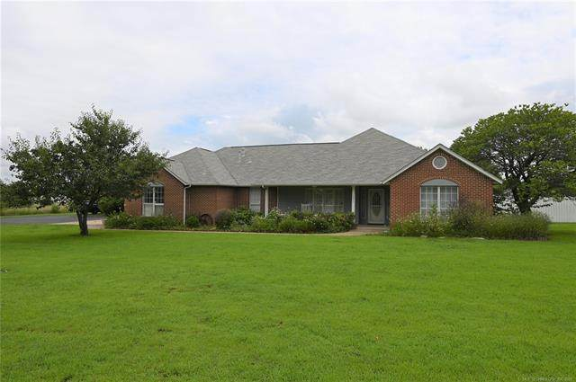 11511 E 106th Street N, Owasso, OK 74055 (MLS #2120469) :: Active Real Estate