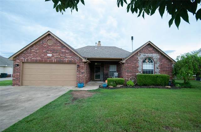 8140 E Silverado Road, Claremore, OK 74019 (MLS #2120500) :: Active Real Estate
