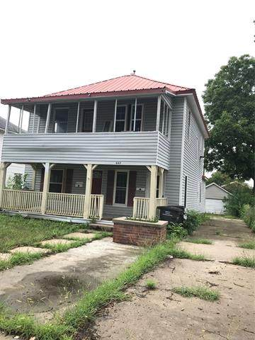 307 S Choctaw Avenue, Bartlesville, OK 74003 (MLS #2120504) :: 918HomeTeam - KW Realty Preferred