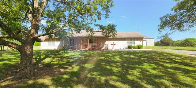 21583 N County Road 3380, Stratford, OK 74872 (#2120579) :: Homes By Lainie Real Estate Group