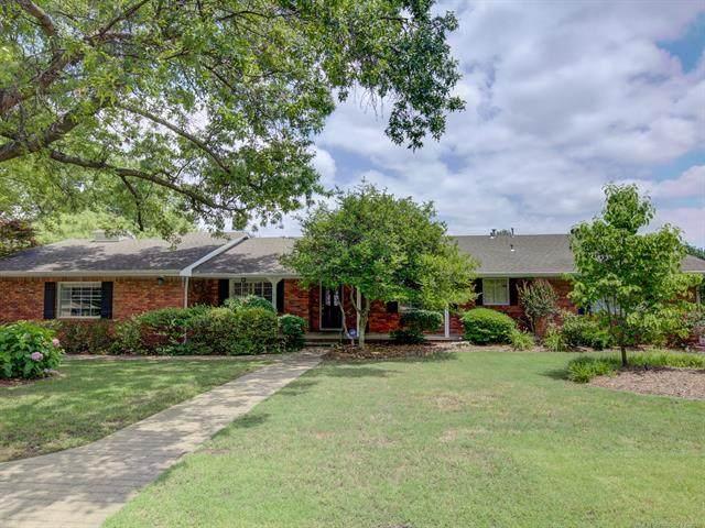 3933 S Delaware Place, Tulsa, OK 74105 (MLS #2120591) :: Active Real Estate