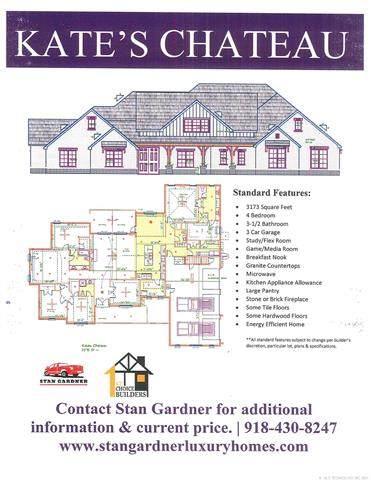 10720 N 159th Avenue E, Owasso, OK 74055 (MLS #2120691) :: Active Real Estate