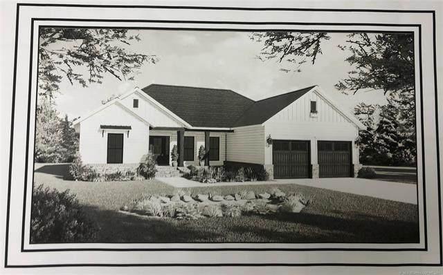 1755 Oakcrest Drive, Kingston, OK 73439 (MLS #2120692) :: Owasso Homes and Lifestyle