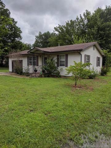 410 Vine Street, Chelsea, OK 74016 (MLS #2120753) :: Active Real Estate