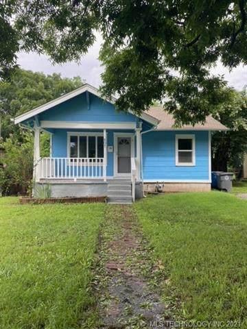 507 N Norwood Avenue, Tulsa, OK 74115 (MLS #2120758) :: 918HomeTeam - KW Realty Preferred