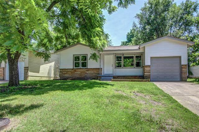 6922 E 6th Street, Tulsa, OK 74112 (MLS #2120763) :: 580 Realty