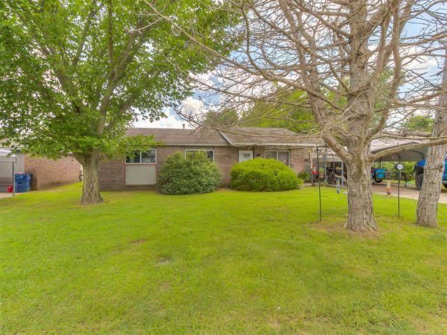 317 W Pawnee Avenue, Ochelata, OK 74051 (MLS #2120820) :: Active Real Estate