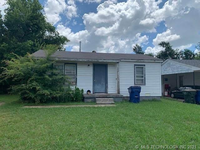 606 N J Street, Duncan, OK 73533 (MLS #2120923) :: 918HomeTeam - KW Realty Preferred