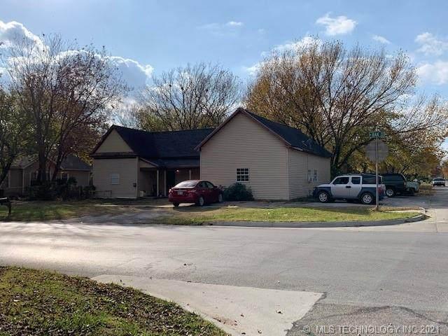423 N Oak, Ada, OK 74820 (MLS #2120953) :: Active Real Estate