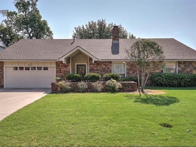 8623 S 71st East Avenue E, Tulsa, OK 74133 (MLS #2120964) :: Active Real Estate