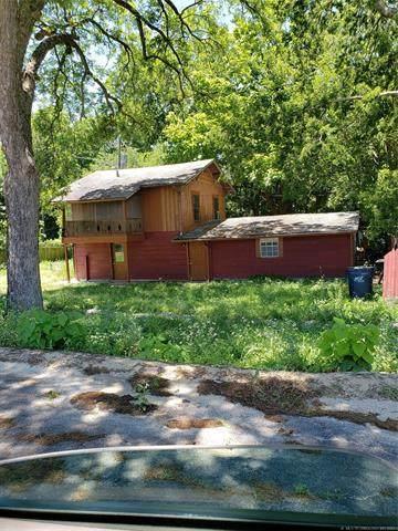 215 W 15th, Ada, OK 74820 (MLS #2121076) :: Active Real Estate