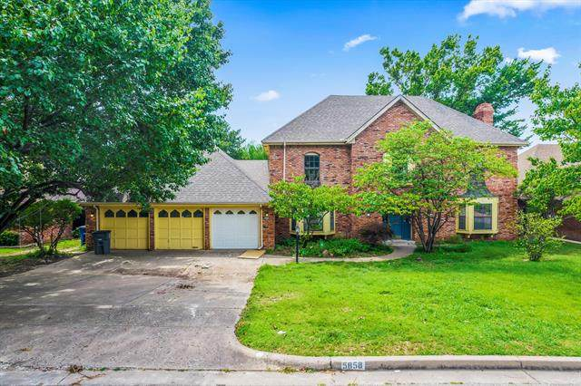 5858 S Louisville Avenue, Tulsa, OK 74135 (MLS #2121091) :: 918HomeTeam - KW Realty Preferred