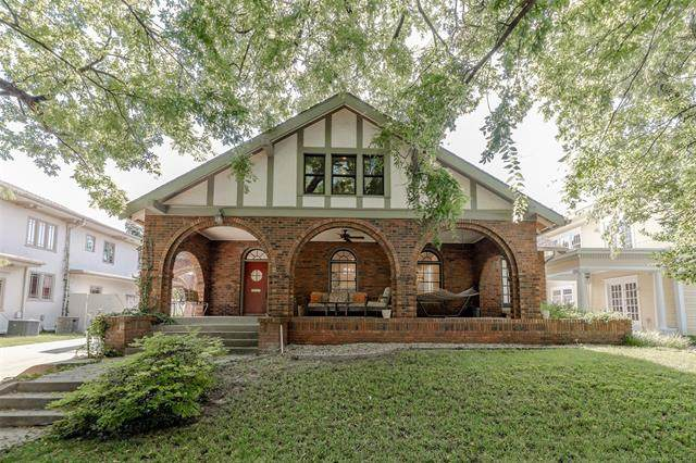 1533 S Madison Avenue, Tulsa, OK 74120 (MLS #2121122) :: Active Real Estate