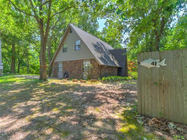 41 Lakeside Drive, Salina, OK 74365 (MLS #2121163) :: 918HomeTeam - KW Realty Preferred