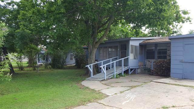 106 S 3rd Street, Ravia, OK 73455 (MLS #2121168) :: 918HomeTeam - KW Realty Preferred