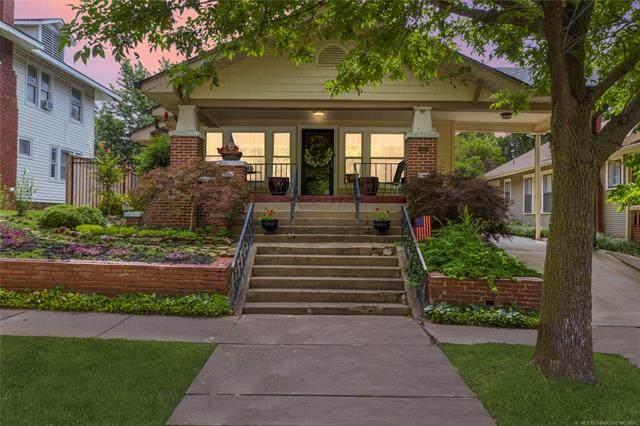 1511 S Norfolk Avenue, Tulsa, OK 74120 (MLS #2121178) :: 918HomeTeam - KW Realty Preferred