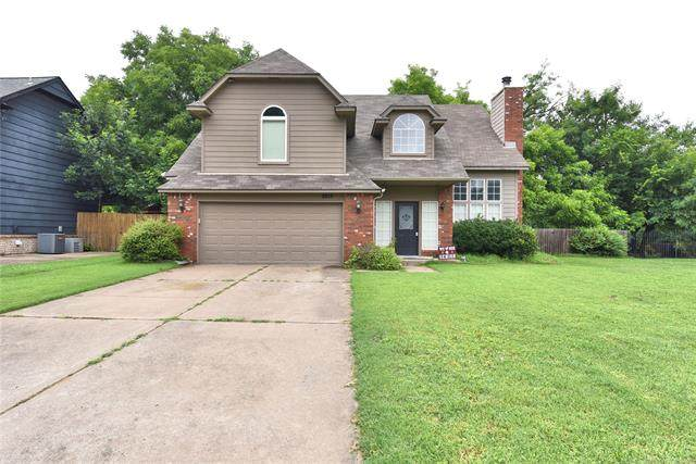 8819 E 91st Place, Tulsa, OK 74133 (MLS #2121188) :: Hopper Group at RE/MAX Results