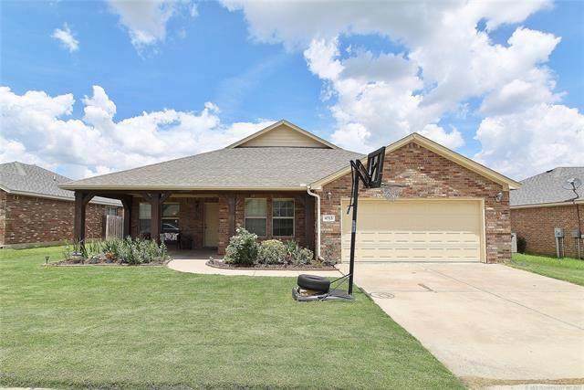 4713 Lake Shore, Ardmore, OK 73401 (MLS #2121216) :: Hopper Group at RE/MAX Results