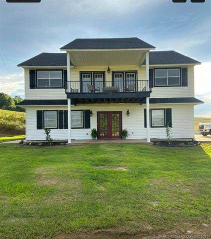 610 SW 7th Road, Stigler, OK 74462 (MLS #2121238) :: Active Real Estate