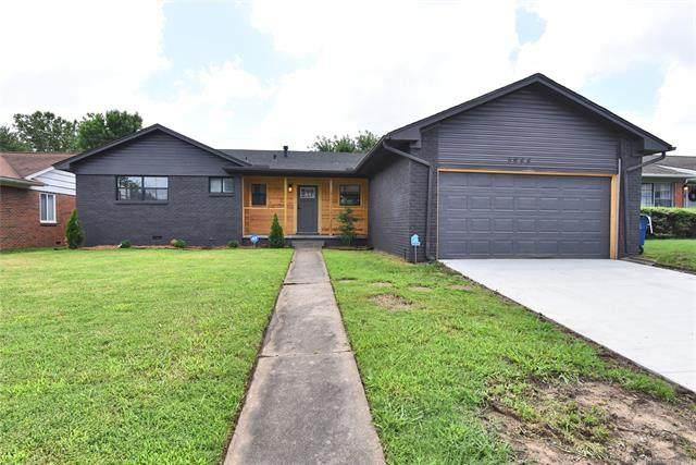 5944 E 24th Place, Tulsa, OK 74114 (MLS #2121334) :: Active Real Estate