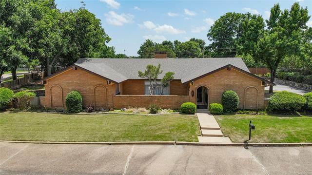 2200 Cloverleaf Place, Ardmore, OK 73401 (MLS #2121336) :: Active Real Estate
