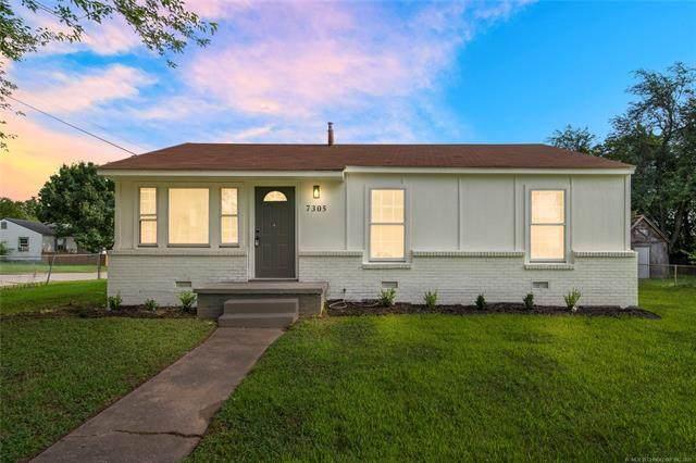 7305 E Newton Street, Tulsa, OK 74115 (MLS #2121338) :: 918HomeTeam - KW Realty Preferred