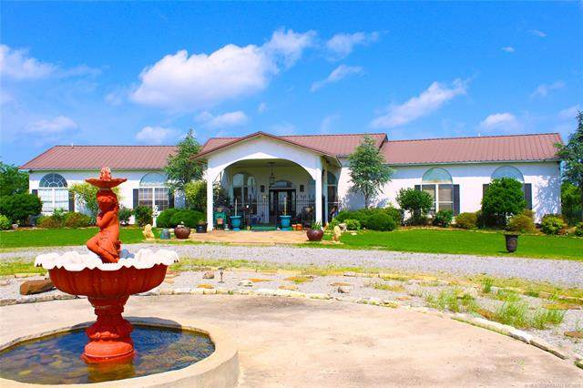 38032 State Hwy 78, Durant, OK 74701 (MLS #2121392) :: Active Real Estate