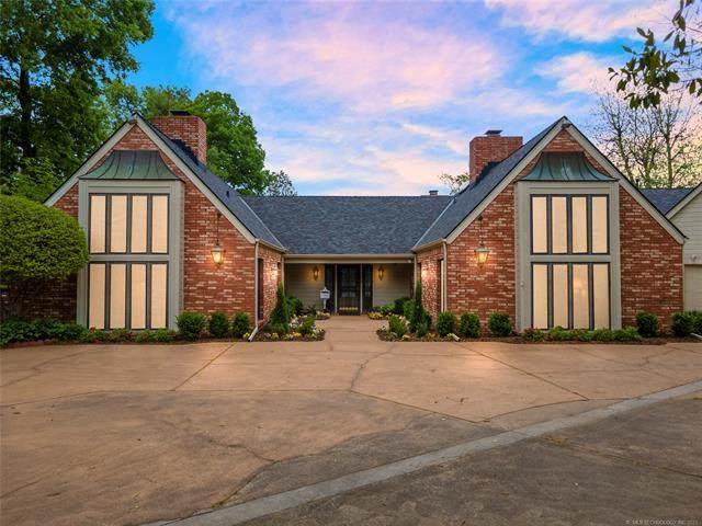 1209 E 21st Place, Tulsa, OK 74114 (MLS #2121463) :: Active Real Estate