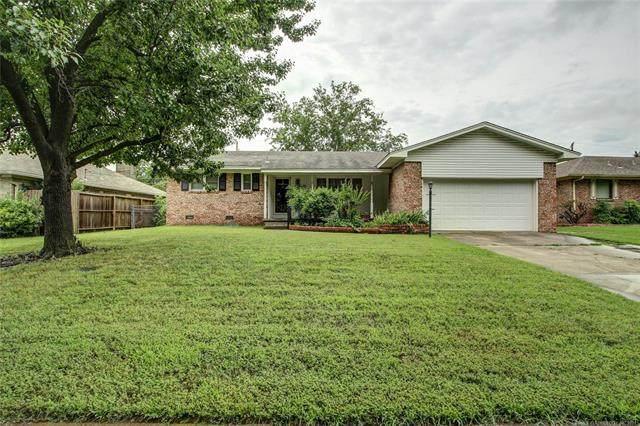8140 E 31 Court, Tulsa, OK 74145 (MLS #2121475) :: Owasso Homes and Lifestyle