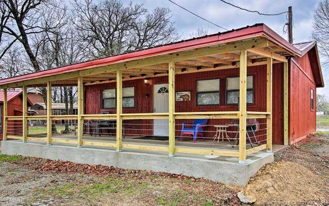 114960 S 4295, Porum, OK 74455 (MLS #2121532) :: Hopper Group at RE/MAX Results