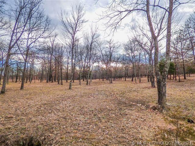 46 Duchess Creek Drive, Porum, OK 74455 (MLS #2121553) :: Active Real Estate