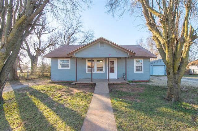 403 1st, Maysville, OK 73057 (MLS #2121591) :: Active Real Estate