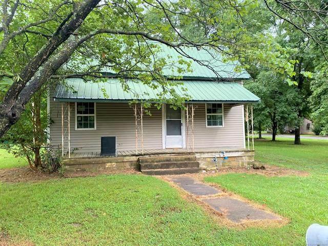 522 S Chestnut Street, Sallisaw, OK 74955 (MLS #2121606) :: Active Real Estate