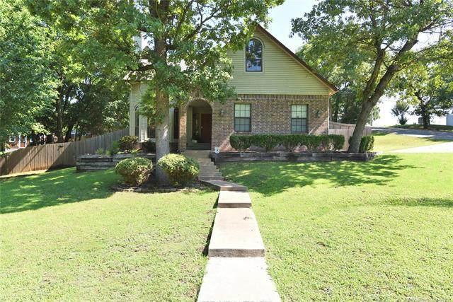 18301 Woodcrest Lane S, Catoosa, OK 74015 (MLS #2121638) :: Active Real Estate
