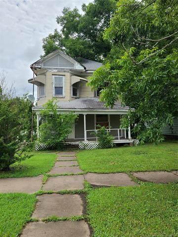 516 S Shawnee Avenue, Bartlesville, OK 74003 (MLS #2121730) :: 918HomeTeam - KW Realty Preferred