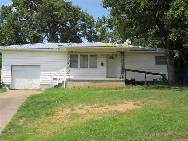 1309 E Delaware, Mcalester, OK 74501 (MLS #2121826) :: Hopper Group at RE/MAX Results