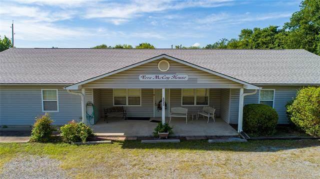 635 Short Stonewall Street, Mcalester, OK 74501 (#2121834) :: Homes By Lainie Real Estate Group