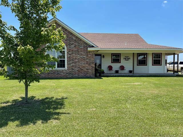 104 Shoemake, Bennington, OK 74723 (MLS #2121872) :: Active Real Estate